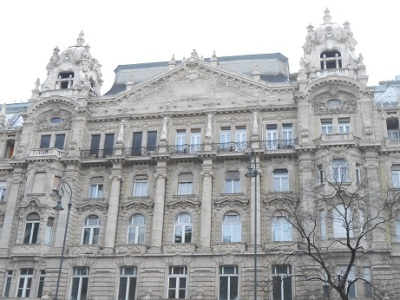 Budapest Buildings 10
