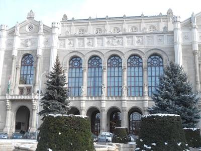Budapest Buildings 11