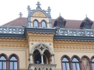 Budapest Buildings 2