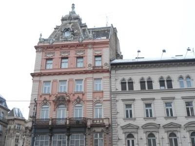 Budapest Buildings 3