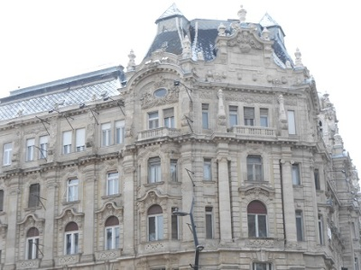 Budapest Buildings 4