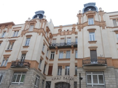 Budapest Buildings 5