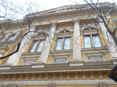 Budapest Buildings 6