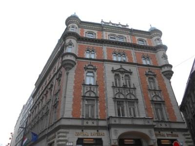 Budapest Buildings 7