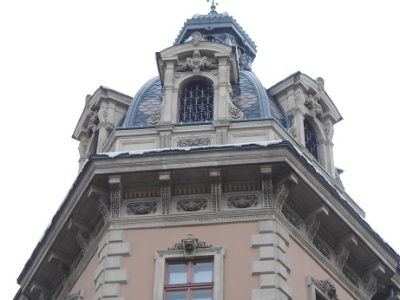 Budapest Buildings 8