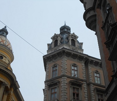 Budapest Buildings 9