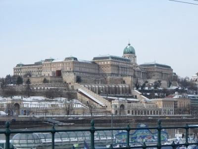 Budapest castle 1