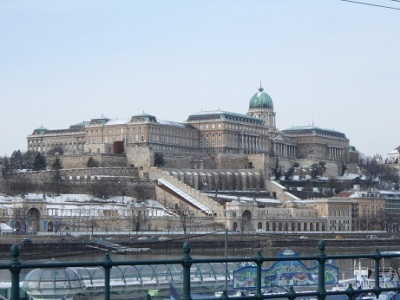 Budapest castle 1