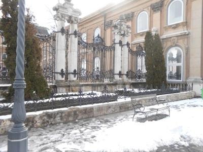 Budapest castle 3