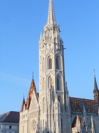 Budapest St Matthias 1