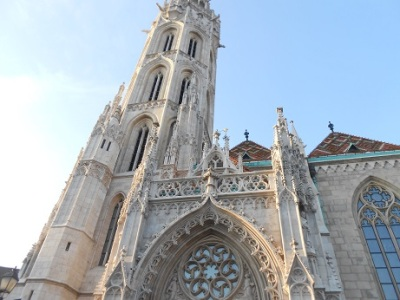 Budapest St Matthias 3