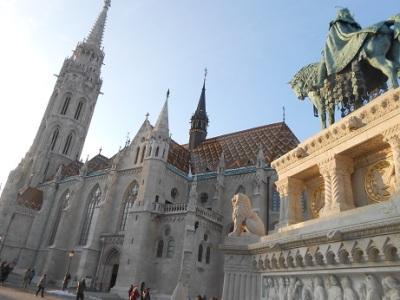 Budapest St Matthias 4