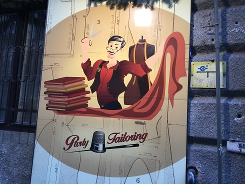 Budapest Tailors adverts 2