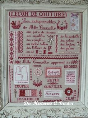 French redwork 8