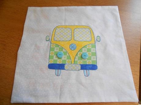 VW Cushion 1