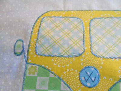 VW Cushion 2