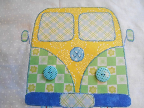 VW Cushion 6