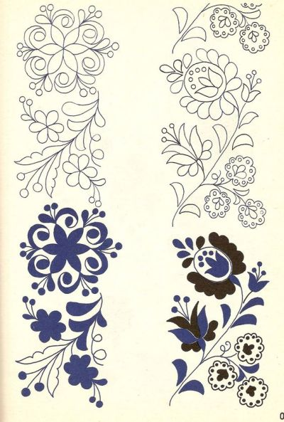 Hungarian motif 3