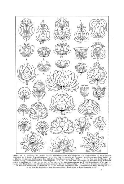 Hungarian motif 4