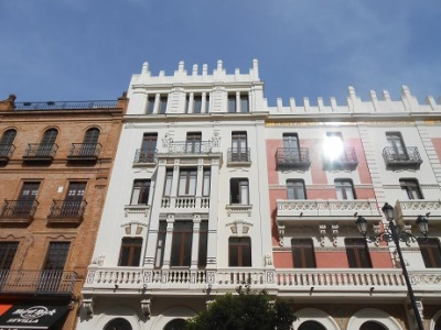 Seville buildings 4