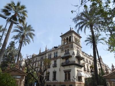 Seville buildings 7