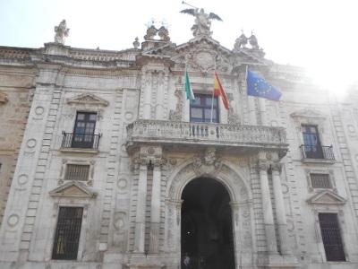 Seville buildings 8