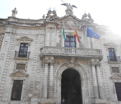 Seville buildings 8