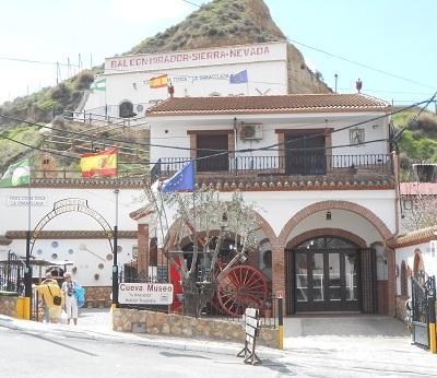 Seville Trip Cave House 1