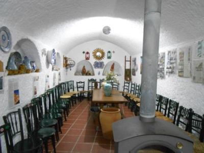 Seville Trip Cave House 2