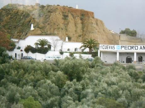 Seville Trip Cave House - landscape 2