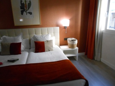 Seville trip - hotel 1