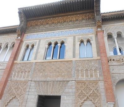 Seville Alcazar 2