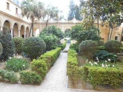Seville Alcazar 3