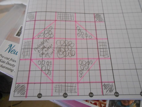 Quilt graph paper 2