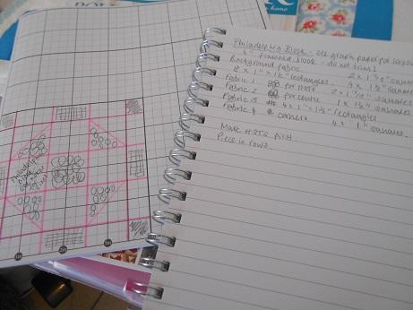 Quilt graph paper 3