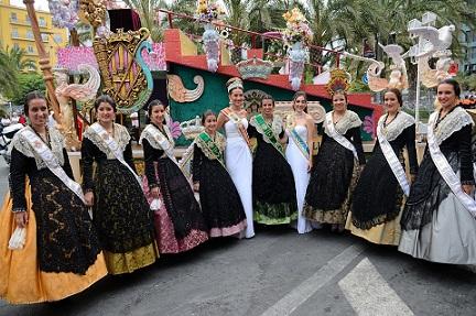 Alicante costumes 2