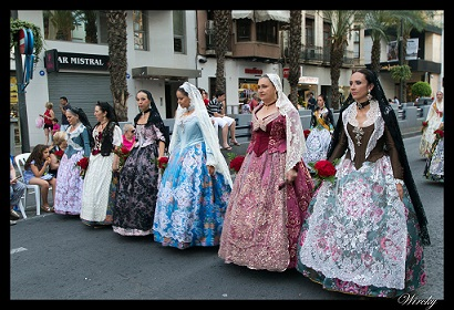 Alicante costumes