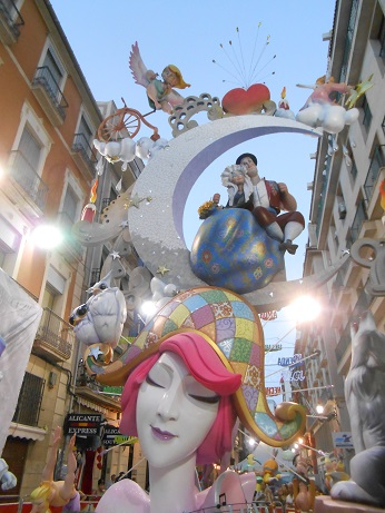 Alicante fiesta 2018 4