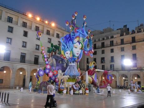 Alicante fiesta 2018 5