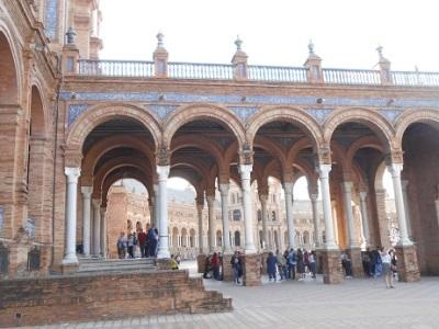 Plaza de Espana 2 h