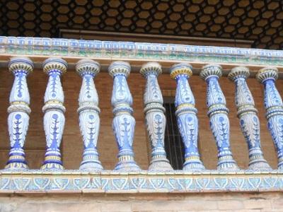 Plaza de Espana tiles 3 h