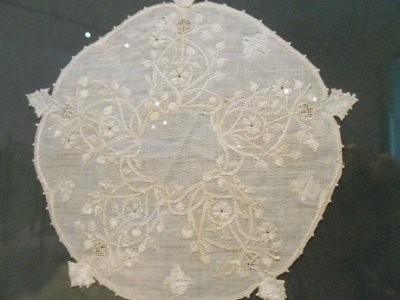 Seville Bordado - whitework 1