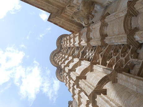 Seville cathedral 4 - angled