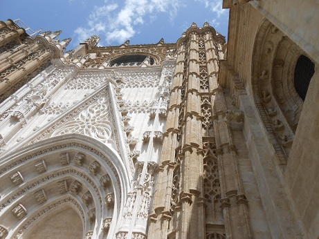 Seville cathedral 4