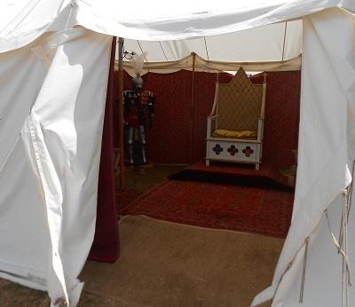 Tewks - Queen's camp 2