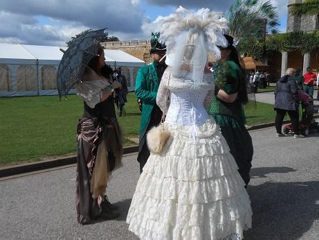 Steampunk event Costume 1
