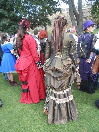 Steampunk event Costume 14