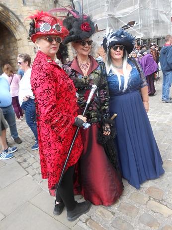 Steampunk event Costume 20