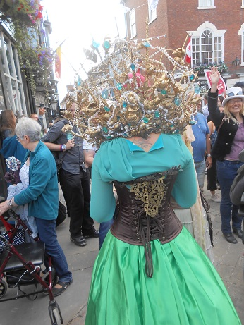 Steampunk event Costume 21