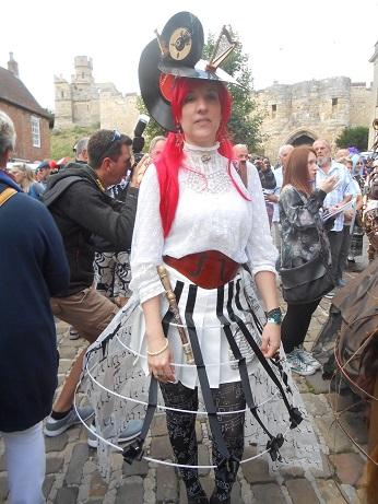 Steampunk event Costume 22